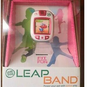 Leap Frog Leap Band⌚️